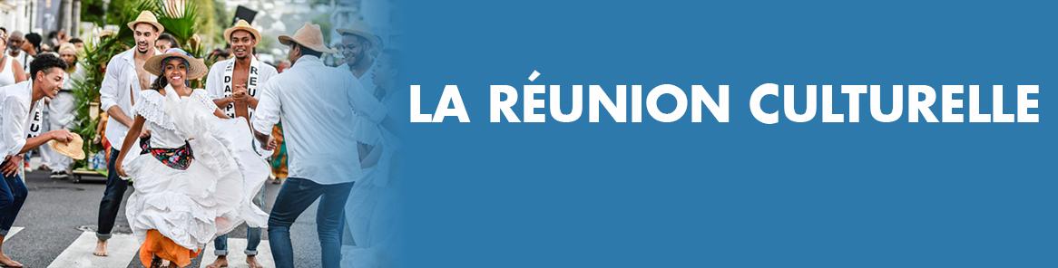 La Réunion culturelle - danseurs du 20 décembre